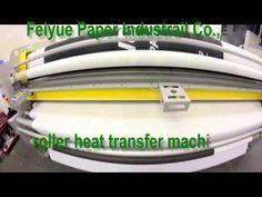 Impresión por sublimación de tinte con la máquina de transferencia de calor
