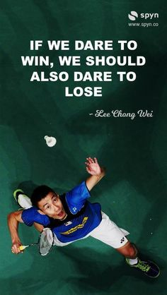 Dato' Lee Chong Wei is a Malaysian Chinese professional badminton player. As a singles player, Lee was ranked first worldwide for 199 consecutive weeks from 21 August 2008 to 14 June 2012.