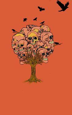 """""""Tree of death"""""""