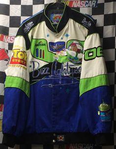 Berühmt Vintage Nascar Racing Jacket, Signed Kyle Busch Jacket, 4T  EK36