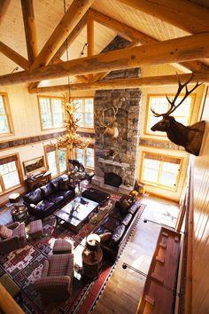 Adirondack House | Tim Steele Design | Archinect