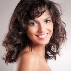 #hair #hairstyle #hairstyles #haircolour #haircolor #hairdye #hairdo #haircut #longhairdontcare #braid #straighthair #longhair #style #straight #curly #black #brown #blonde #brunette #hairoftheday #hairideas #braidideas #perfectcurls #hairfashion #coolhair  21.Curly Layered Frisur
