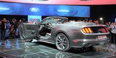El Ford Mustang llega a Europa - Autofácil