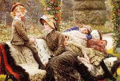 James Jacques Joseph Tissot The Garden Bench art painting for sale; Shop your favorite James Jacques Joseph Tissot The Garden Bench painting on canvas or frame at discount price. Oil Painting Reproductions, French Artists, Art History, Joseph, Illustrator, Art Gallery, Cross Stitch, Fine Art, Art Prints