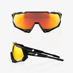 Speedtrap Sunglasses with HiPER Mirror Lens - Soft Tact Black/Red Lens Cycling Sunglasses, Oakley Sunglasses, Oakley Cycling, Natural Contour, Disney Toms, Vintage Ski, Hand Painted Shoes, Michael Kors Outlet, Safety Glass