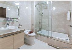 中華帝標_現代風設計個案—100裝潢網 Bathtub