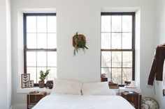 House Tour: An Industrial-Modern Apartment in Brooklyn | Apartment Therapy