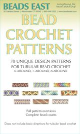 70 Patterns for tubular bead crochet Ann Benson Download