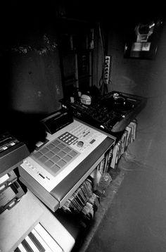 #MPC 60 setup