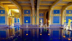 imagines of fabulous indoor pools | The fabulous indoor Roman Pool