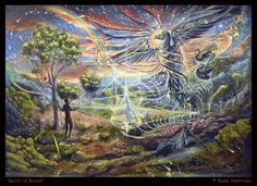 VISIONARY ART GALLERY ARTIST OF THE MONTH - VISIONARY ART GALLERY