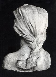 """Camille Claudel- """"la petite chatelaine"""" 1895"""