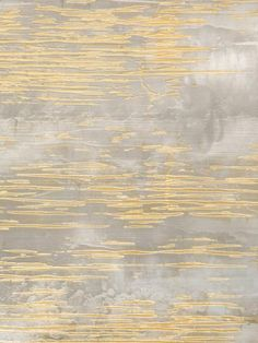Prospero wallcovering from Holland & Sherry is a perfect textural backdrop for a striking focal wall.