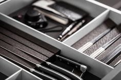 Kitchen accessories | Facilities | Qualities | SieMatic