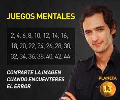 Frases e Imagenes: Juegos Mentales N°1