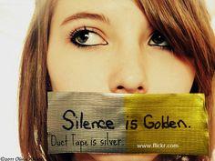 Crônicas Americanas: A arte de se calar