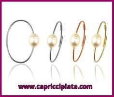 PENDIENTES DE PLATA 925M Los puedes encontrar en: www.capricciplata.com www.facebook.com/capricci.plata1