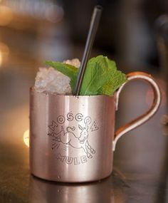 Thirsty in Dublin? Stop into the Vintage Cocktail Club in the Temple Bar district for a pre-dinner drink. The modern-day speakeasy is noted for its Moscow Mule, a classic ginger beer and vodka concoction.