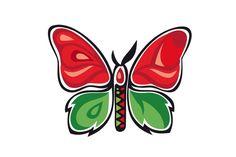 Butterfly. Rose By Zoya Miller