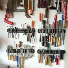 Solutions bricolage solution espace des id es pour l atelier de bricolage element system - Astuce rangement atelier bricolage ...