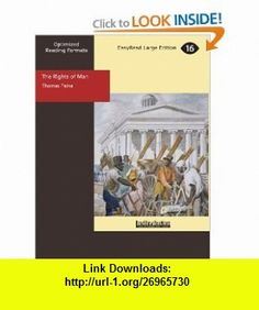 The Rights of Man (9781442915749) Thomas Paine , ISBN-10: 1442915749  , ISBN-13: 978-1442915749 ,  , tutorials , pdf , ebook , torrent , downloads , rapidshare , filesonic , hotfile , megaupload , fileserve
