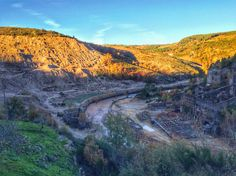 Minas da Borralha (Borralha-Salto) - Montalegre