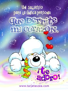 Spanish Greetings, Quotes En Espanol, Cute Messages, Love Phrases, Paper Book, Good Morning Quotes, Peace And Love, Cute Pictures, Love Quotes