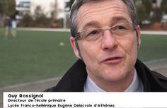 Destination Francophonie #104 - ATHÈNES - bonus 3 et 4 - Guy Rossignol