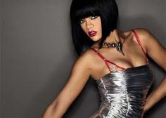 Best short women haircuts 2011: Cool Rihanna wonderful women short hairstyles 2010