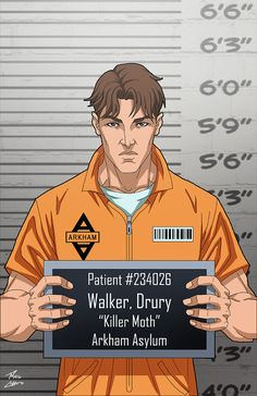 Drury Walker (Earth-27) commission by phil-cho on DeviantArt