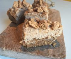 Vegan kruidnoten cheesecake - Lisa goes Vegan
