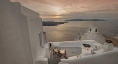 Aigialos Niche Residences & Suites [Santorini, Greece]