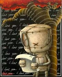"Fabio Napoleoni-""Simple words with such Power""- Limited AP - 18"" by 24""- Paper Giclee"