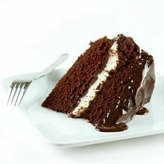 Chocolate Olive Oil Cake - the best chocolate cake I ever made!
