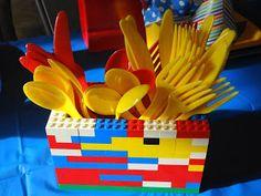 The Mauve Dinosaur: Lego Lover's Party!