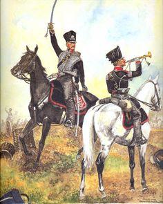 Prussian Death head hussars