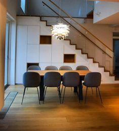 Cabinets under staircase Arkitekt: Haga Grov vagane-viste.no