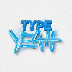 Tuesday comin' at ya! This weeks epic #typeyeahtuesdays entry by @franzl.designs with his sweet lettering of the #typeyeahlogo 👏🏻 Join the…