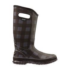 The playful and practical Rainboot practically begs for grey skies and showers. A sure-footed 100% waterproof puddle jumper for everyday fun in the rain and mud.