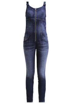 06d1411c9afd Diesel Denim Latzhose Latzhose Damen, Latzhosen, Overall, Hosen Outfit,  Jeans, Wie