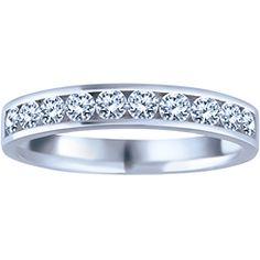 Ring 7 100 Carat Northern Spirit Diamond 14k White Gold Solitaire