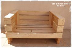 fauteuil caisse en bois1