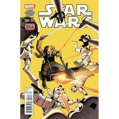[Star Wars #3 (Cassaday 4th Printing Variant) (Product Image)]
