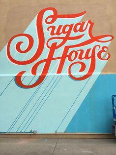 Sugarmont Mural by Jill de Haan