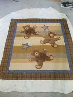Longarm Quilting: Baby Quilts