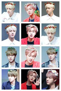 Flower boy - Seokjin