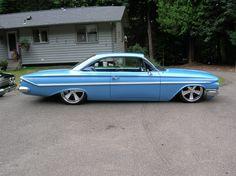 """1961 Chevy Impala """"Bubble Top"""""""