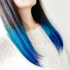 ROSEMINT(ろーずみんと) @rosemint_ 青髪継続中。前回...Instagram photo | Websta (Webstagram)