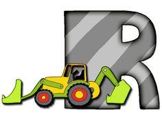 R Camions (Toutlalphabet2)