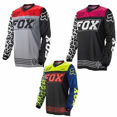 576ce39436c Fox Women s HC Motorcycle Jersey 2014 at BikeBandit.com. Mountain Bike ...